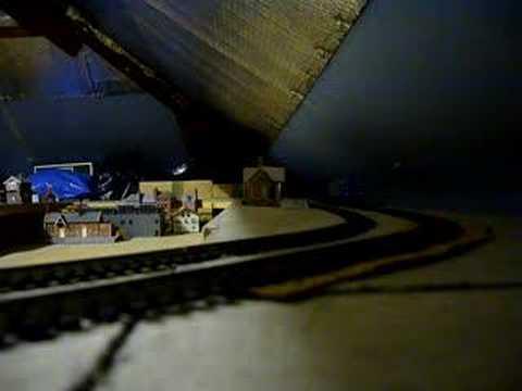 NRM Deltic & Class 90 RFD(working lights)