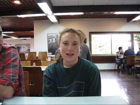 Volunteeting at Kibbuz Geva: Meet Steffa