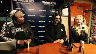 Gene Simmons explains why he finally got married on #SwayInTheMorning