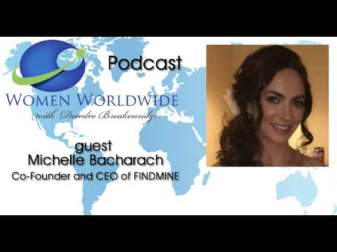 Michelle Bacharach, Insights on Startup Life and Retail Tech
