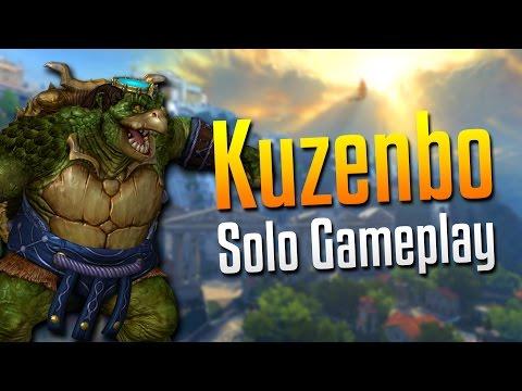 Smite: NENE KAPPA!!!- Kuzenbo Solo Gameplay