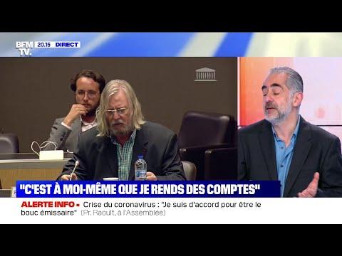 Didier Raoult: revoir l'intégralité de son audition devant la commission d'enquête parlementaire