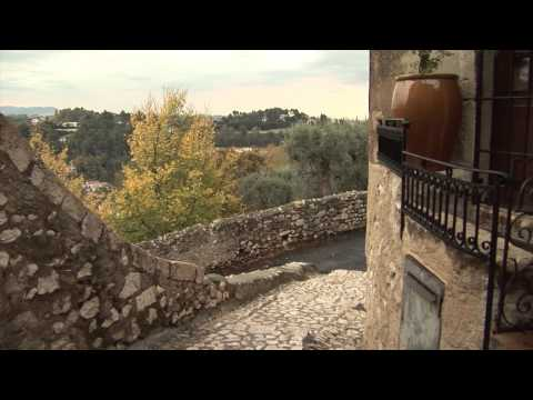 St-Paul de Vence in the south of France