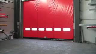 Scorpio - self repairing high speed doors