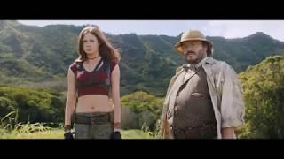 Джуманджи: Зов джунглей (трейлер)