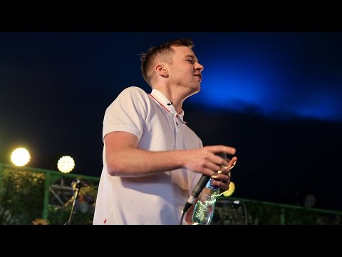 Franko Fraize - Running (Radio 1's Big Weekend 2015)