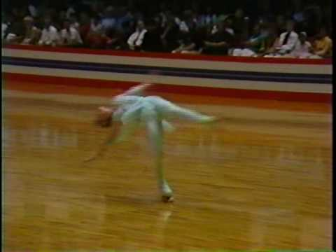 April Dayney - 1991 World Class Ladies Singles Finals