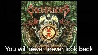 Crematory - Never Look Back