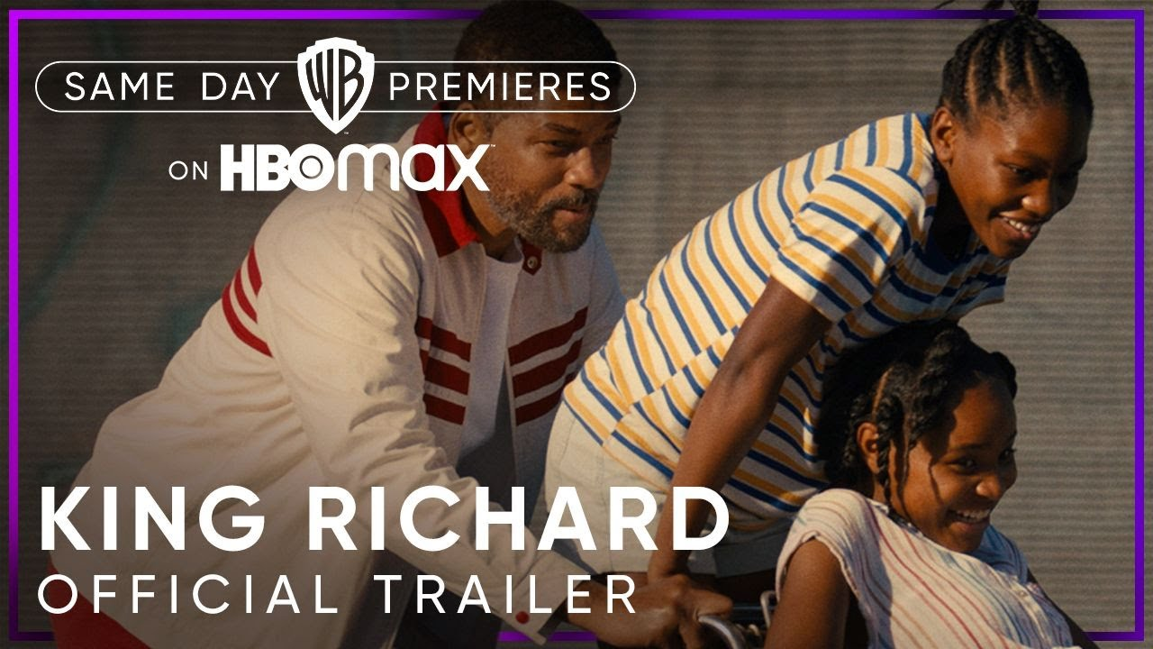 King Richard | Official Trailer | HBO Max