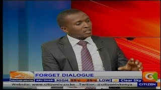 Power Breakfast: Forget Dialogue