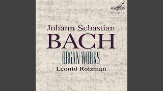 Prelude and Fugue in E Minor, BWV. 533