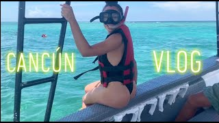 CANCUN MEXICO VLOG!!!! 🏝