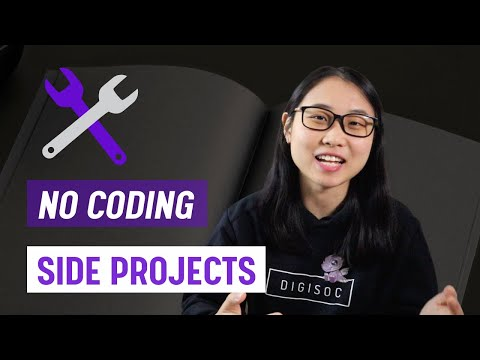 Top 5 Tech Side Projects That Don't Require Coding (2021)
