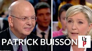 L'inattendu : Patrick Buisson - L'Emission politique avec Marine Le Pen le 10/02/2017 (France 2)