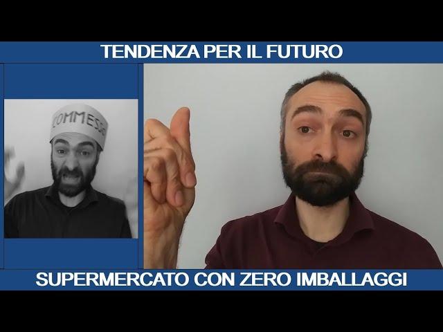 TENDENZA PER IL FUTURO - SENZA IMBALLAGGI