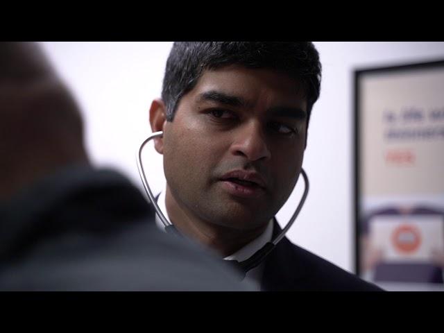 Dr. Saumil Shah atrial fibrillation patient interview