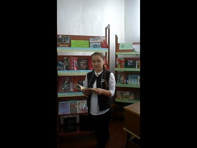 Изображение предпросмотра прочтения – АльсинаНургалиева читает произведение «И нет безымянных солдат» (Дудин Михаил)