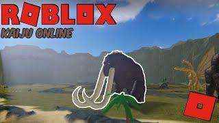 Roblox Kaiju Online - THE BEHEMOTH UPDATE! (BEHEMOTH IS HERE!)