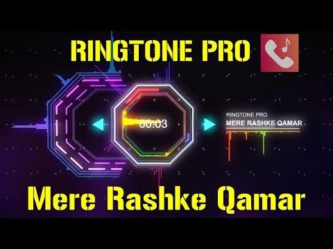Mere Rashke Qamar Ringtone for Mobile || RINGTONE PRO || Free Ringtone