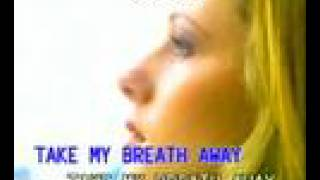 Berlin - Take my breath away / lyric Video