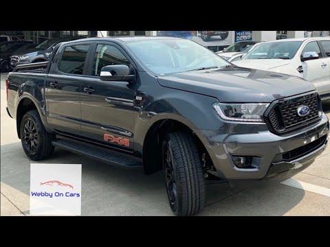 2020 Ford Ranger FX4. First Look. Melbourne Australia #2020rangerfx4