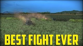 Wargame Airland Battle - Best Fight Ever