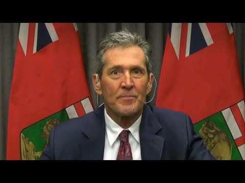 Pallister says provinces were blocked from procuring their own vaccine contracts