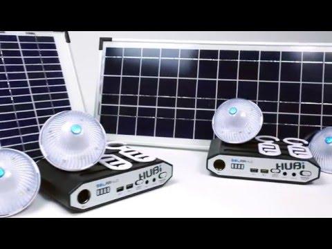 Solar Power Hub | Solar Hubi