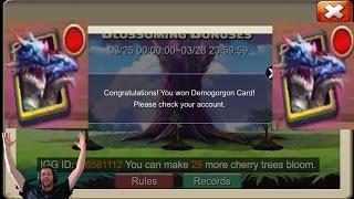 NOT 1 BUT 2 DEMOGORGONS WOW GOTTTTTTTEM Castle Clash