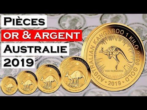 Investir dans les pièces d'or et d'argent : l'Australie dévoile son programme 2019