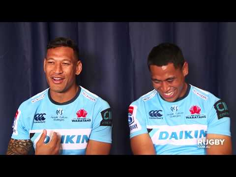 Folau brothers a step closer to fulfilling footy dream
