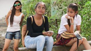 Annu Singh Uncut; Epic - School Girl Call Clash Prank Clip1, Call Clash Prank On Cute Girl | BRannu Thumb