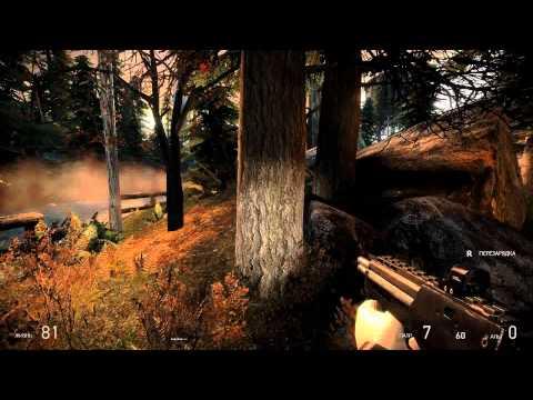 Прохождение Half Life Silent Escape  серия 1
