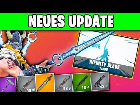 Neues Update - Neue Modus? Skins, Tänze, Patchnotes und Map Änder | Fortnite Season 7 Deutsch German thumbnail