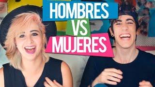 HOMBRES VS MUJERES ft. Juana Martinez | Alejo Igoa