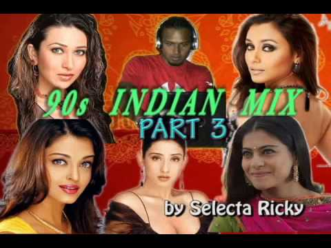 90s indian Mix Part 3 by Selecta Ricky