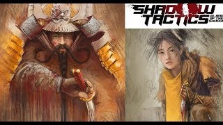 "Shadow Tactics Speedrun: Suganuma Village ""Suganuma Rescue"" Mission 7"