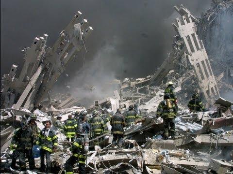 Helden im Herbst 9/11 11.September 2001 Feuerwehr und Polizei im Einsatz im WTC