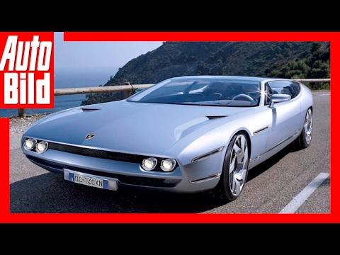 AUTO BILD Retro-Cars: Lamborghini Espada - Die fliegende Untertasse