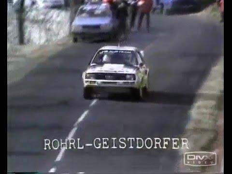 Rallye Montecarlo 1985 Gr.B