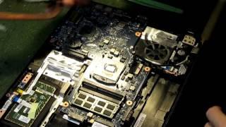 Ремонт ноутбука Toshiba в Одессе, замена шлейфа матрицы(, 2016-01-29T16:53:45.000Z)