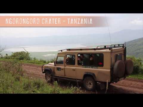 Dragoman Snippet - Tanzania - Ngorongoro Crater