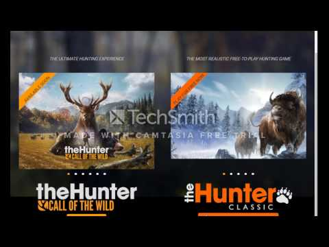 How To Download The Hunter 2017!!! FREE!