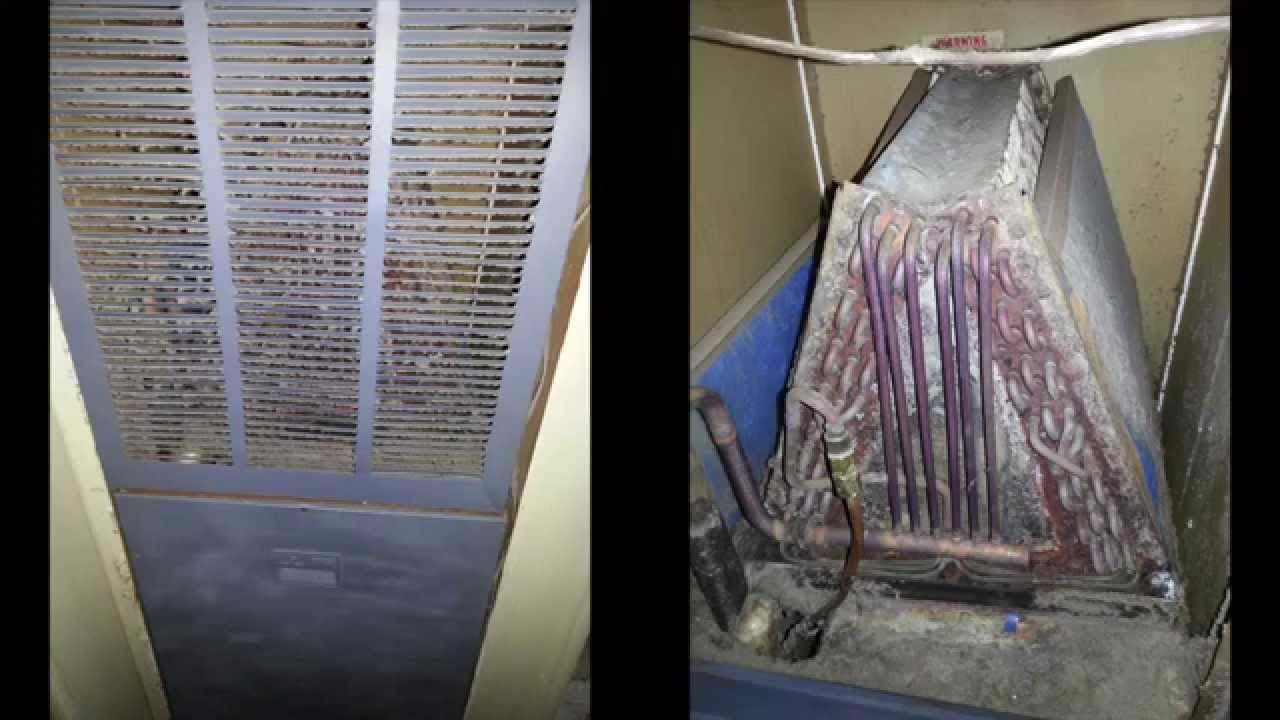 Home Ac Heater Wiring Motbile Neglected 1982 Intertherm Electric Furnace Hvac Photo Mashup Youtube