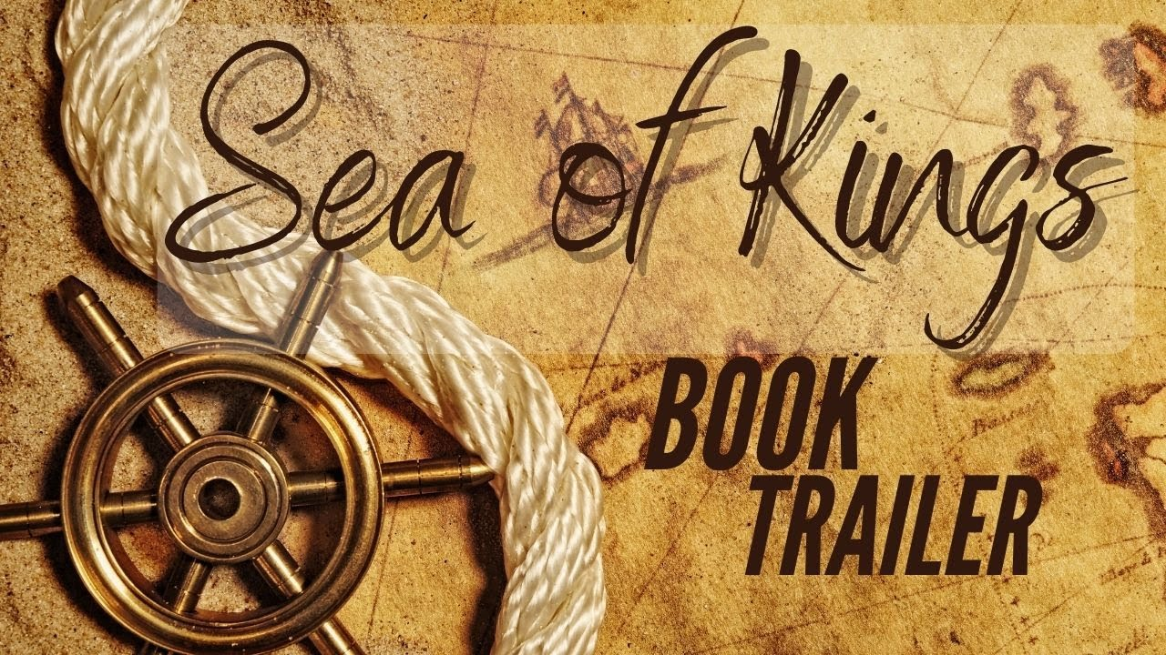 Sea of Kings | Book Trailer - Melissa Hope Hopefullhappenings