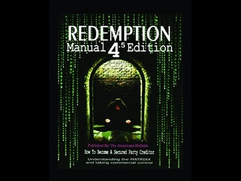redemption manual 4 5 youtube rh youtube com Birth Certificate Bond Conspiracy The Redemption Manual