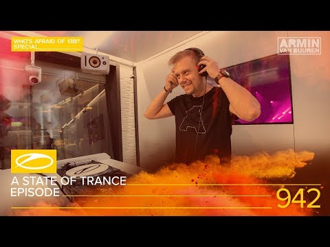 A State Of Trance Episode 942 [#ASOT942] - Armin Van Buuren [Who's Afraid Of 138!? Special]