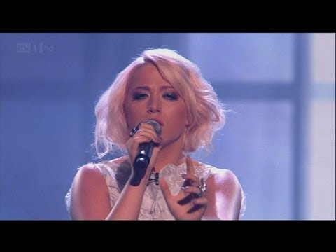 It's 80s mania for Amelia Lily - The X Factor 2011 Live Show 8 - itv.com/xfactor