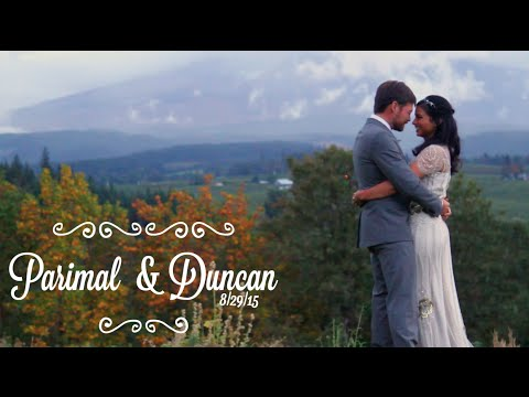 Parimal & Duncan Full Day Wedding Video, Mt. Hood Organic Farms, Ryan Ao Media Portland