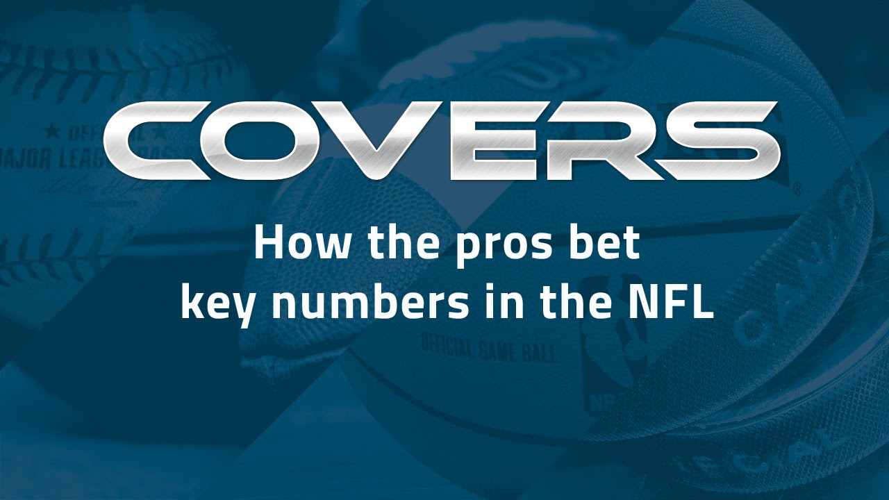 Key Numbers for Betting NFL Totals